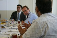 Roundtable with the Spanish Ambassador to the UK on the Alliance of Civilisations