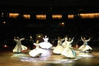 Whispers of Love, Whirling Dervishes