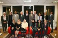 Thematic Dinner with Dialogue Society Advisors