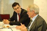 Roundtable with Professor Malcolm Grant CBE, President and Provost of UCL