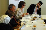 Roundtable with Peter Housden, Permanent Secretary for DCLG