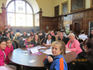 Dialogue Society Visit Hull Young People's Parliament