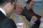 Roundtable with HE Mr Andy Sparkes, The British Ambassador to Kosovo
