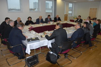 Roundtable Discussion with the German Ambassador to the UK