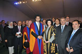 Fethullah Gülen Awarded Honorary Doctorate by Leeds Metropolitan University