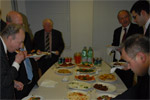 Roundtable with Dame Anne Fyfe Pringle, DCMG, The British Ambassador to Russia