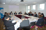 Roundtable with Professor Malcolm Gillies, Vice-Chancellor of London Metropolitan University