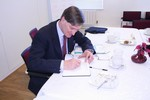 Roundtable with Dominic Grieve on Faith and Integration