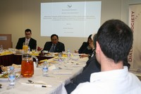 Roundtable with Lord Sheikh on Community Cohesion and Political Participation