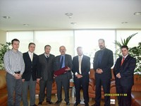 Delegation of  Leeds Metropolitan University Staff to Turkey