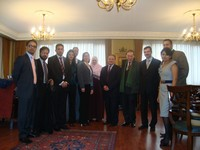 Delegation of British Politicians to Turkey