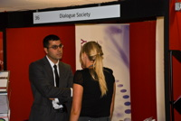 Labour Annual Conference: Dialogue Society Stand