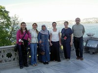 Delegation of Quaker Group to Turkey