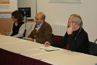 <strong>Panelists:</strong><br />Mehri Niknam, MA, MBE, <em>Executive Director, the Joseph Interfaith Foundation</em><br />Simon Keyes, <em>Director of St Ethelburga's Centre for Reconciliation and Peace</em><br />Dr Andrew Smith, <em>Scripture Union</em><br />Dr Ute Kelly, <em>Lecturer in Peace Studies, University of Bradford</em>