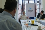 Community Engagement Breakfast with PCC Bob Jones and Deputy PCC Yvonne Mosquito
