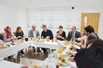 Community Engagement Breakfast with Caroline Lucas MP