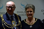 Noah's Pudding Celebration in Brighton and Hove with Mayor of Brighton and Hove Cllr Brian Fitch