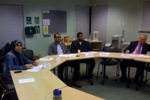 Roundtable Discussion with Dr. Andy Taylor, Chair of the Alliance of Basingstoke Churches