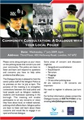 Community Consultation: A Dialogue with Your Local Police