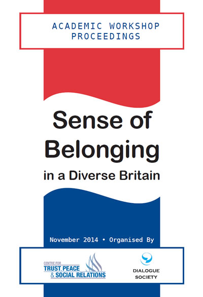 Sense of Belonging