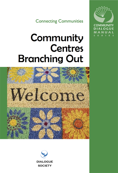 Connecting Communities - Community Centres Branching Out