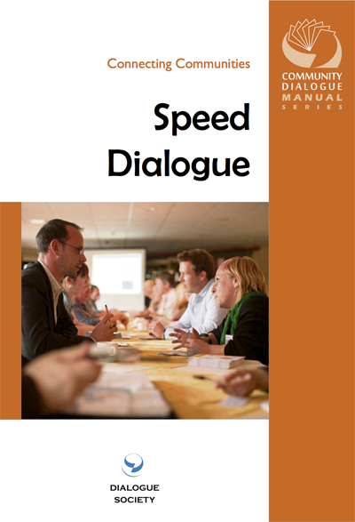 Connecting Communities - Speed Dialogue