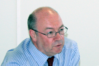 Alistair Burt MP - Minister, Foreign Commonwealth Office