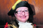 Cllr Deborah Edwards - The Right Worshipful the Mayor of Reading