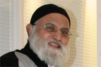 Imam Dr Abduljalil Sajid - Chairman, Muslim Council for Religious Harmony UK; Executive Member, World Congress of Faiths