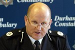 Mike Barton - Deputy Chief Constable