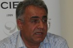 Prof Omer Caha - Professor of Political Science