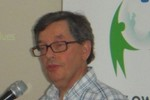 Prof Tony Evans - Professor of Global Politics at the University of Southampton