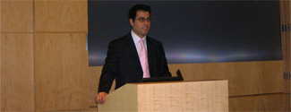 Lecture at LSE by Dialogue Society Director on the Gulen Movement, 21/11/2009
