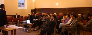 """""""Big Society... Big Questions..."""": Seminar with Alok Sharma, Conservative MP for Reading West, 13.04.2011"""
