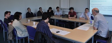 """Roundtable Discussion with Dr Ian Law: """"Ethnicity and Education in England and Europe"""", 09.05.2011"""