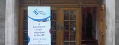 Dialogue Society Supports Islington Faiths Forum Community Festival, 30.03.2011