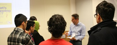Success School - Week 1: with Robert Kelsey, Author of 'What's Stopping You?', 16.02.2012