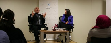 Success School, Week 3: with John Bird, Founder of The Big Issue, 06.03.2012