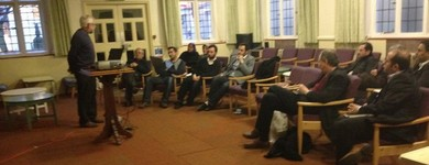 Making Dialogue Effective 2: Skills in Dialogue – Cultivating Effective Listening and Empathy, 15.03.2012