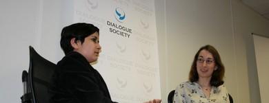 Success School – Week 4: with Shami Chakrabarti, Director of Liberty, 22.03.2012