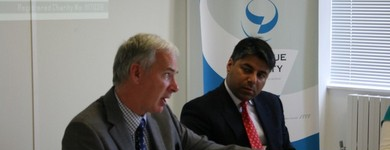 Roundtable with Air Marshal Andy Pulford CBE on a Dialogue Between the Royal Air Force and the British Muslim Community, 19.06.2012