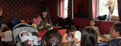 Mothers' Day Meal, 12.05.2012