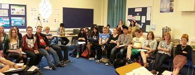 Southampton Success School – Week 4: Public Speaking Workshop with Hamwic Speakers