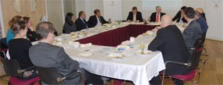 Roundtable with the German Ambassador to the UK, 14/01/10