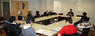 Launch of 'The Dialogue School', 11/01/2010