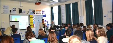 Southampton Success School - Week 1: with Kiki Maurey OBE