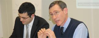 Roundtable with the UK's Ambassador to Croatia, 10/02/10