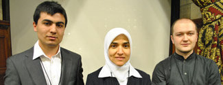 An audience with Sister Dalia Mogahed, 23/03/10