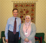 Meeting with Dominic Grieve, QC, MP, 16/03/10