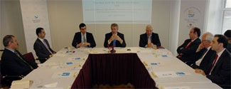 Roundtable with Sir Peter Westmacott on 'Turkey and the European Union', 12/04/10